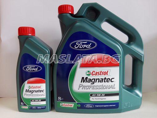 Масло 5w30 A5 CASTROL Magnatec Professional