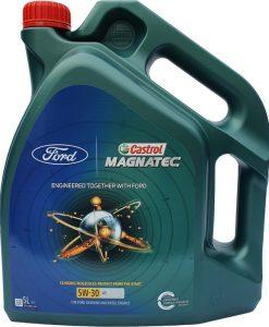 Масло CASTROL Magnatec Professional A5 5w30 - 5 литра