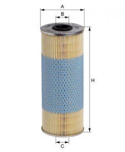 Маслен филтър HENGST E220H D41