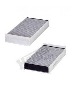 Купе филтър с активен въглен HENGST E3950LC-2