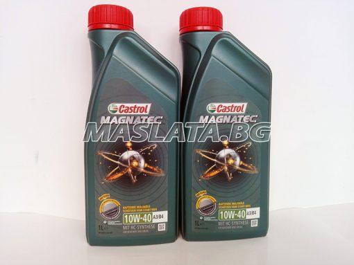 10w40 масло кастрол Magnatec A3/B4