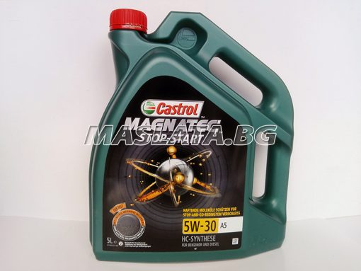 Масло Castrol Magnatec Stop-Start A5 5W3