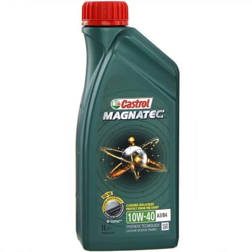 Масло Castrol Magnatec 10w40 A3/B4 - 1 литър