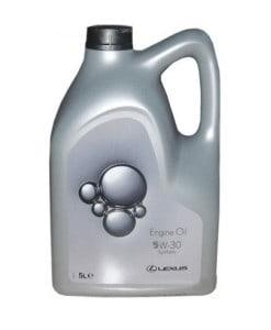 Оригинално масло за Lexus 5W30 - 5 литра
