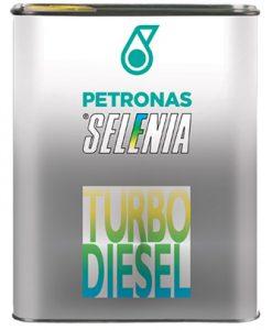 Масло SELENIA TURBO DIESEL 10W40 - 2 литра
