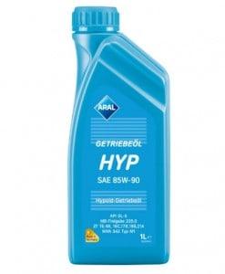 Масло ARAL HYP 85W90 BM 235.0 - 1 литър
