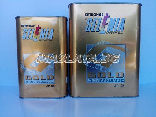 Масло Selenia Gold 10w40