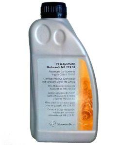 Оригинално масло MERCEDES BENZ 5W30- 1литър