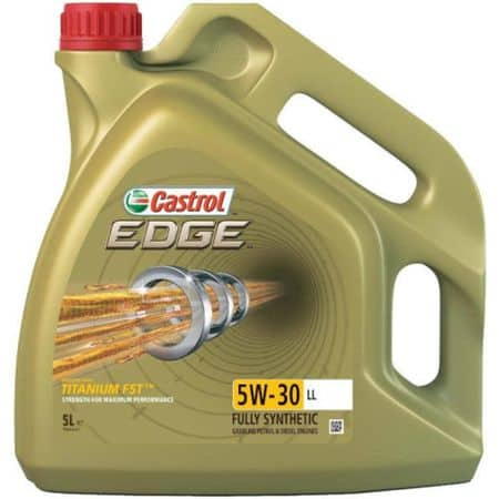 Масло Castrol Edge LongLife 5W30 - 5 литра