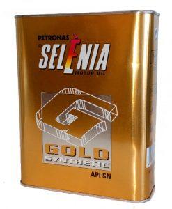Масло Selenia Gold 10w40 - 2 литра