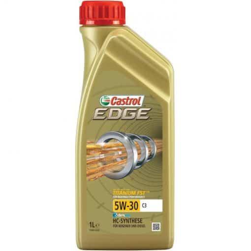 Масло Castrol Edge 5W30 C 3 - 1 литър