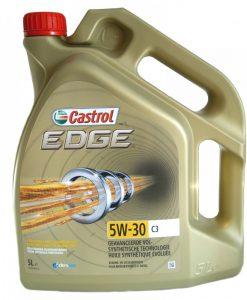 Масло Castrol Edge 5W30 C3 - 5 литра
