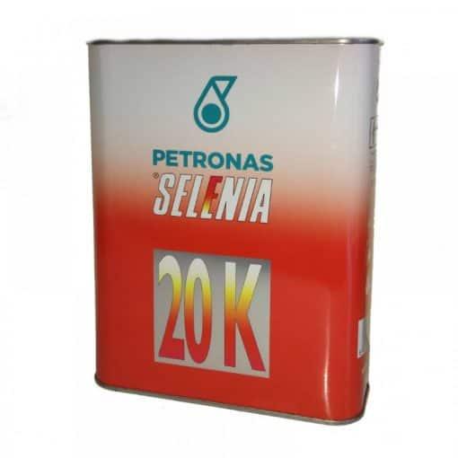 Масло Selenia 20K 10W40 - 2 литра
