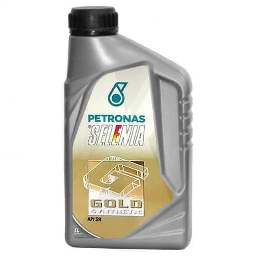 Масло Selenia Gold 10w40 - 1 литър