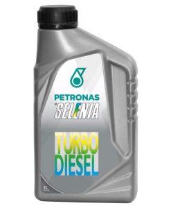 Масло SELENIA TURBO DIESEL 10W40 - 1 литър