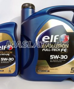 Масло ELF EVOLUTION FULL TECH 5W30