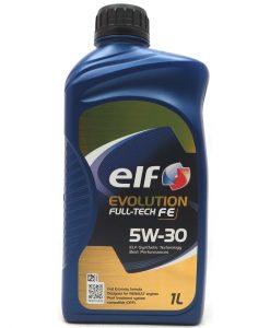 Масло ELF EVOLUTION FULL-TECH FE 5W30 - 1 литър