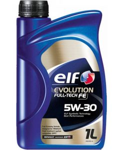 Масло ELF EVOLUTION FULL TECH 5W30 - 1 литър