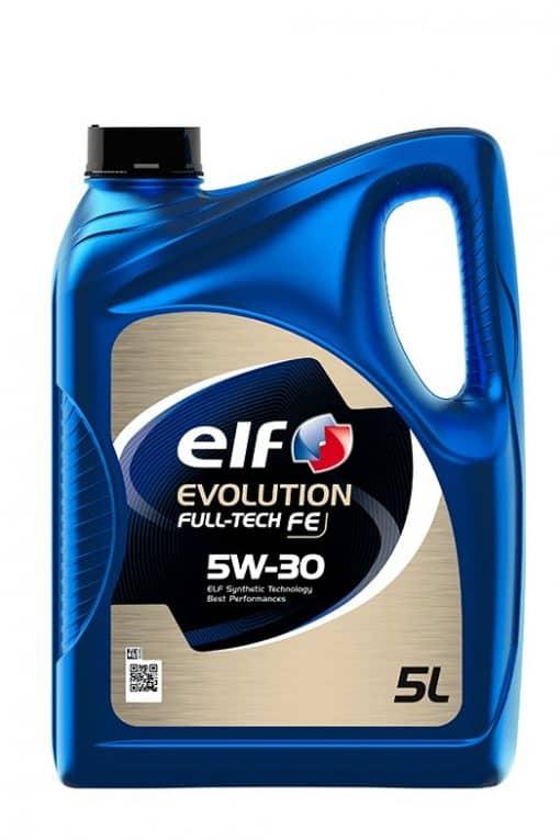 Масло ELF EVOLUTION FULL-TECH FE 5W30 - 5 литра