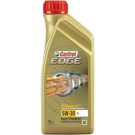 Масло Castrol Edge LongLife 5W30 - 1 литър