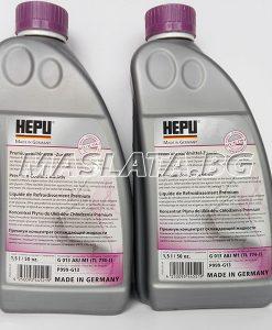 Розов антифриз HEPU G13 концентрат