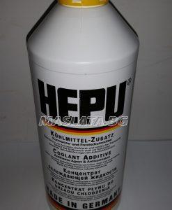 Жълт антифриз HEPU концентрат