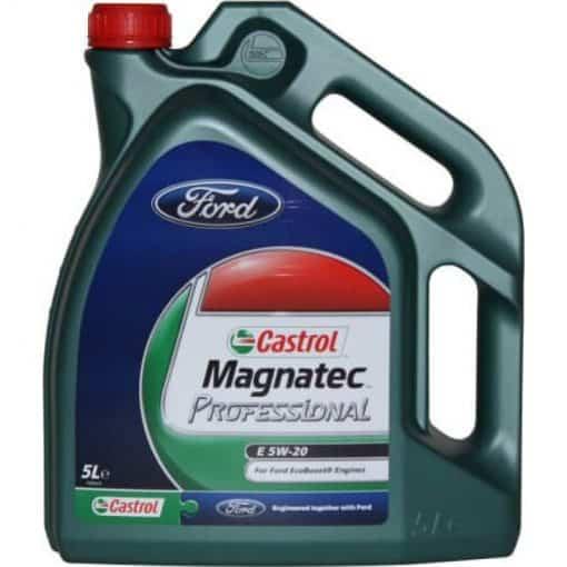 Масло Castrol Magnatec Professional E 5w20 FORD - 5L