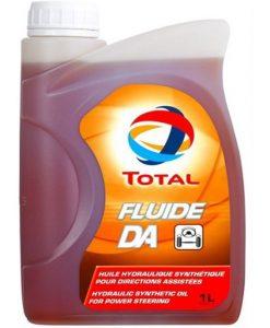 Масло TOTAL FLUIDE DA – 1 литър
