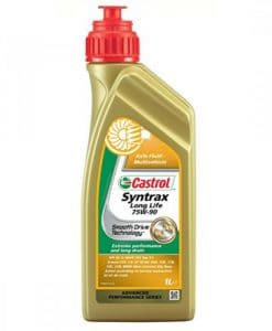 Масло Castrol Syntrans LongLife 75W90 - 1 литър