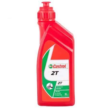 Масло за мотори CASTROL Moto 2T - 1 литър