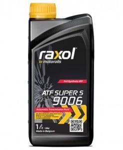 Масло RAXOL ATF SUPER S 9006 - 1 литър
