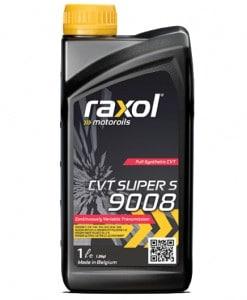 Масло RAXOL CVT Super S 9008 - 1 литър