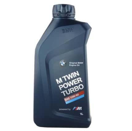 Оригинално масло за BMW M Twin Power Turbo 10W60 1 литър