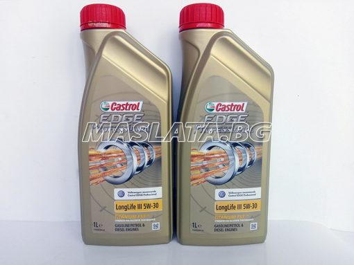 Mасло Castrol Edge Professional LongLife 5W30