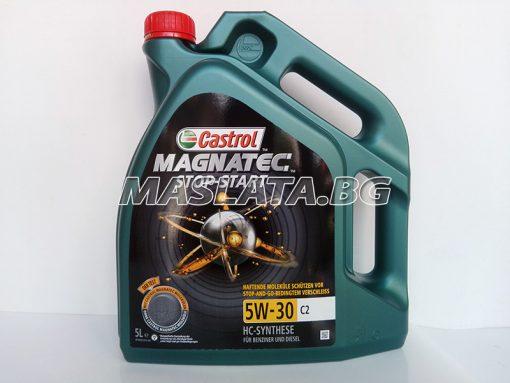 Масло Castrol Magnatec Stop Start 5W-30 C2