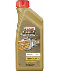 Масло Castrol Edge Professional LongLife III 5W30 - 1L