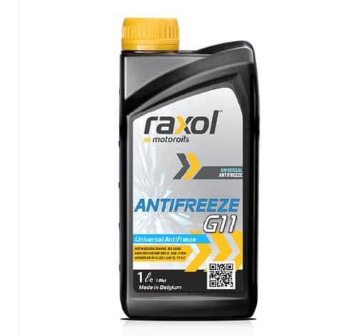 Антифриз RAXOL G11 син концентрат – 80C 1литър