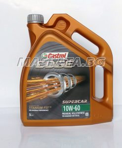 CASTROL EDGE 10W60 SUPERCAR