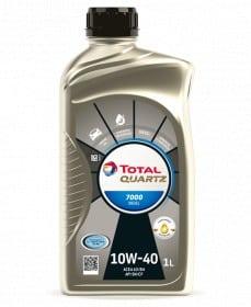 Масло TOTAL QUARTZ 7000 Diesel 10W40 – 1 литър