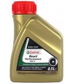 Малка спирачна течност CASTROL PERFORMANCE DOT 4