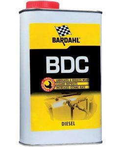 Добавка за дизелово гориво Bardahl Diesel Combustion BDC 1литър