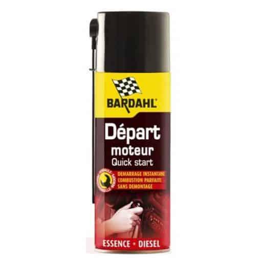 Спрей за лесно запалване Bardahl Start Diesel