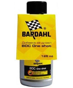Bardahl Diesel Combustion BDC 125 ml