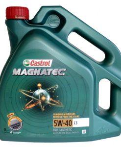 Масло CASTROL Magnatec C3 5w-40 - 4 литра