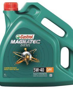 Масло CASTROL Magnatec Diesel 5w40 DPF - 4 литра