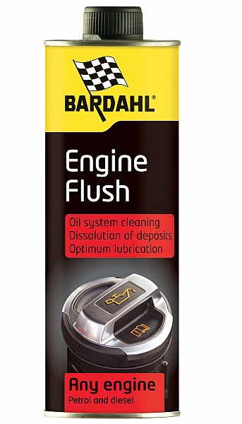 Bardahl промивка за двигател - BAR-1032