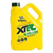 Двигателно масло BARDAHL XTEC 5W30 C2 5L