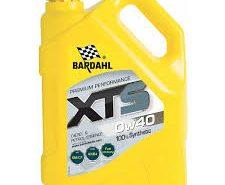 Двигателно масло BARDAHL XTS 0W40 5L