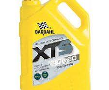 Двигателно масло BARDAHL XTS 10W60 5L