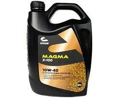 Двигателно масло CYCLON MAGMA X100 10W40 4L